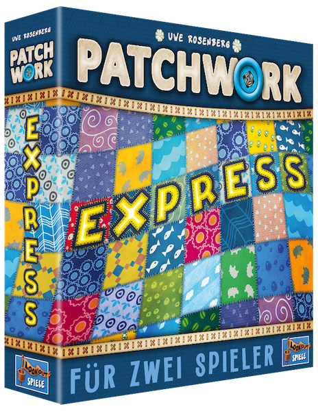Patchwork Express | Darkhold Games