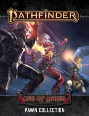 PATHFINDER RPG - Age of Ashes Pawn Collection | Darkhold Games
