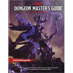 DUNGEONS AND DRAGONS 5E: DUNGEON MASTERS GUIDE | Darkhold Games
