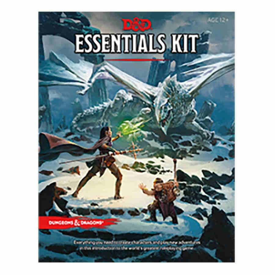 DUNGEONS AND DRAGONS ESSENTIALS KIT | Darkhold Games