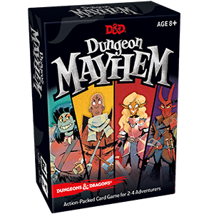 Dungeon Mayhem | Darkhold Games