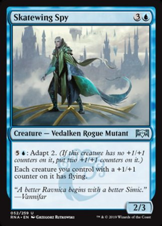 Skatewing Spy [Ravnica Allegiance] | Darkhold Games