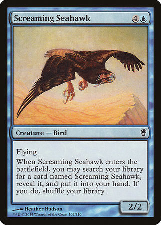 Screaming Seahawk [Conspiracy] | Darkhold Games