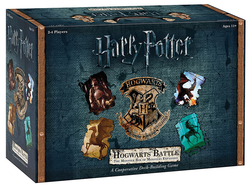 Harry Potter Hogwarts Battle The Monster Box of Monsters Expansion | Darkhold Games