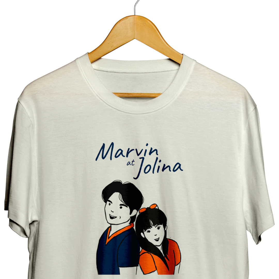 Marvin at Jolina