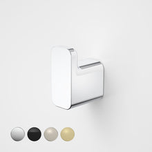 Load image into Gallery viewer, Caroma Luna Robe Hook in Chrome, Caroma bathroom acceessories