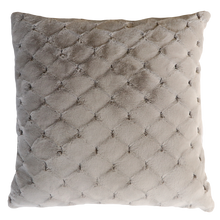 Load image into Gallery viewer, Luxury imitation fur cushion , Valentina  by Heirloom for New Zealand interiors