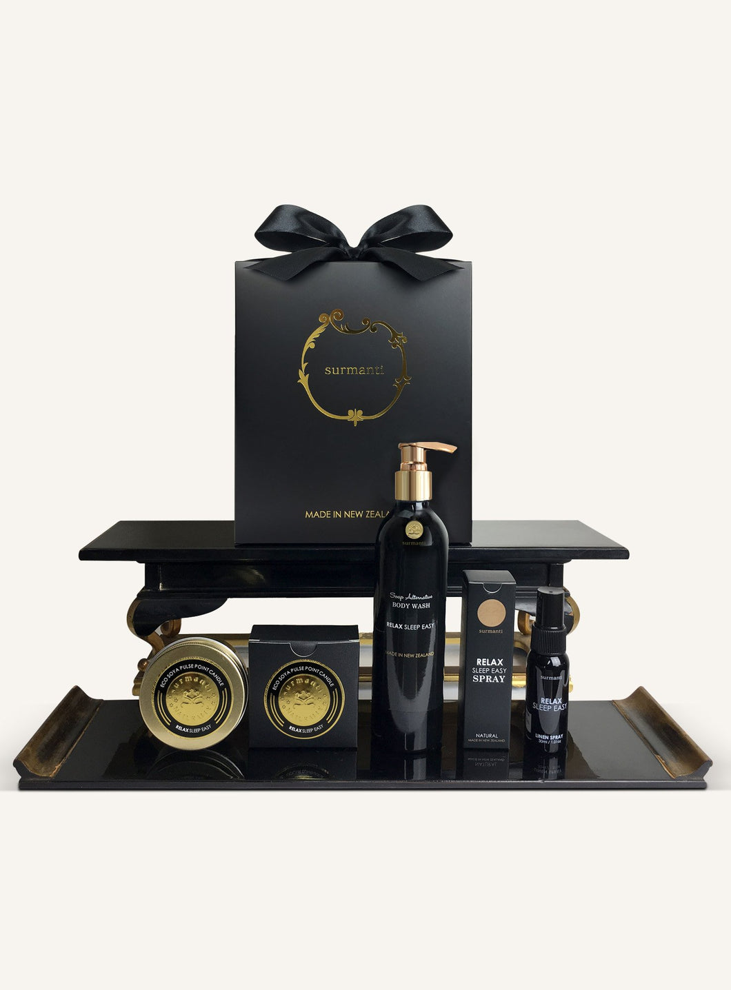 Luxury sleep gift box, Surmanti relax sleep easy gift