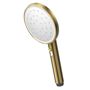 Methven Turoa Rail Shower Brushed Gold TUSRSGD VJET Technology