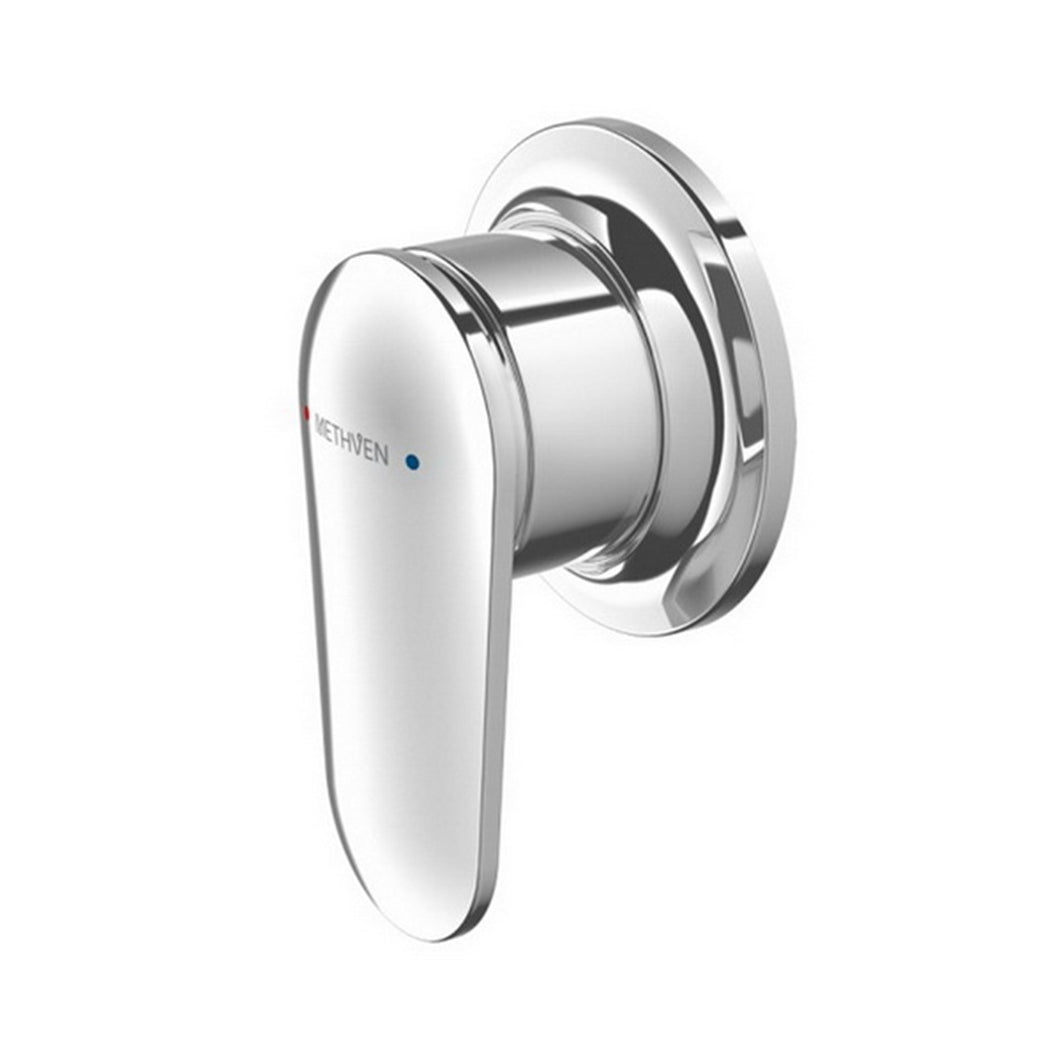 Methven Aio Shower Mixer in Chrome