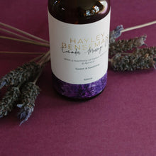 Load image into Gallery viewer, Best scented Lavender Massage Oil Sweet Almond Oil and Apricot Oil