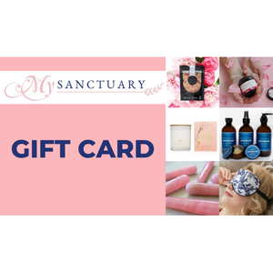 My Sanctuary gift card