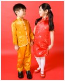 Chinese clothing for children
