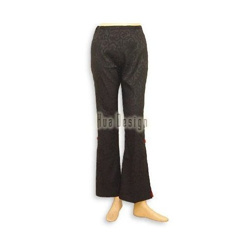 Wealth Flower Flared Pants