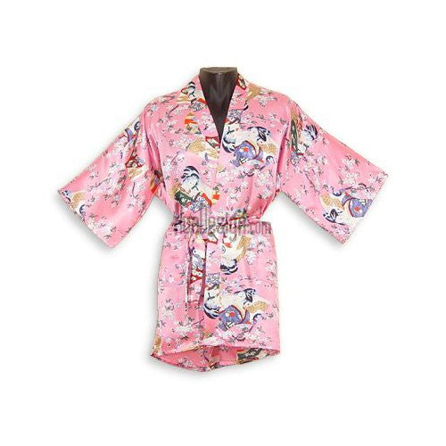Pink Geisha Happy Coat