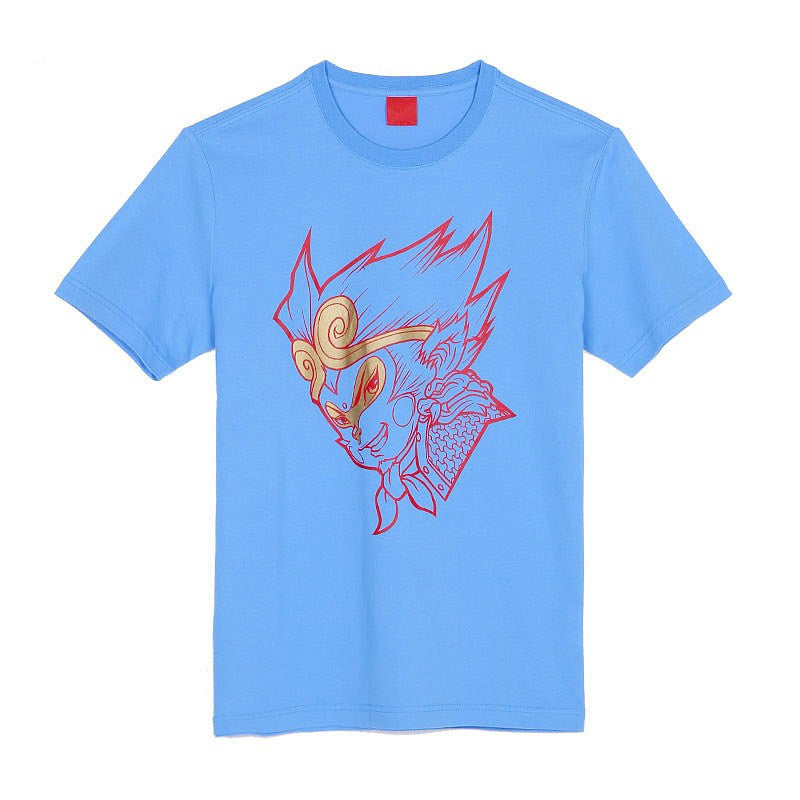 Blue Monkey God T-shirt