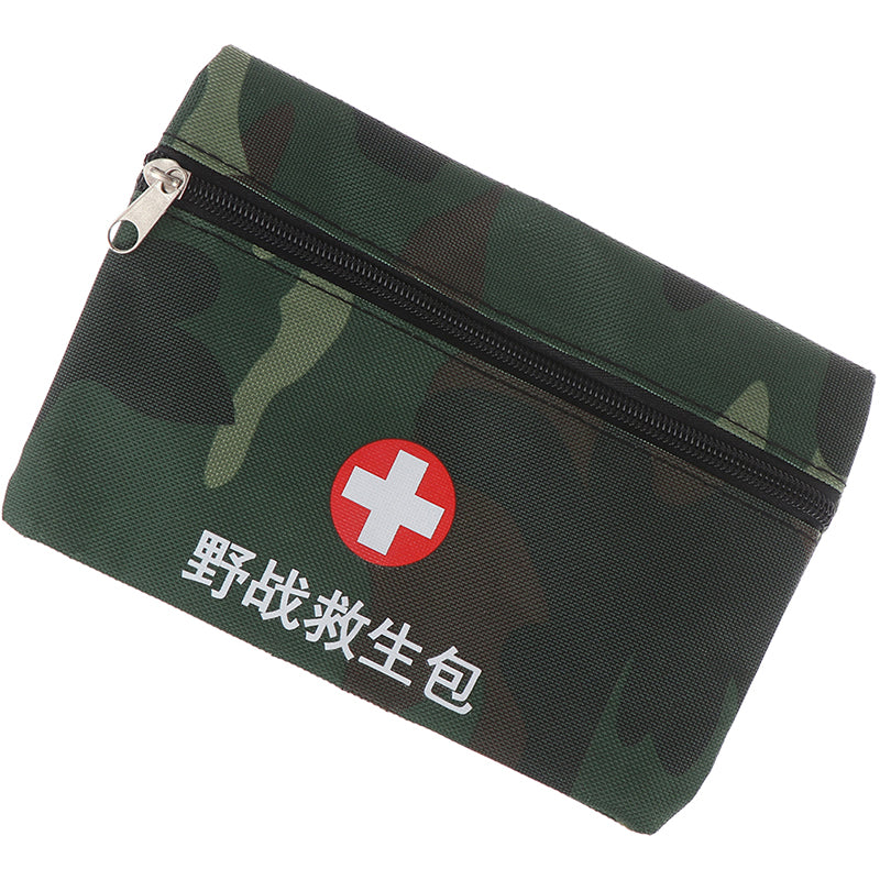 1Pc Outdoor Hiking Camping Survival Travel Emergency First Aid Kit Bag Pack