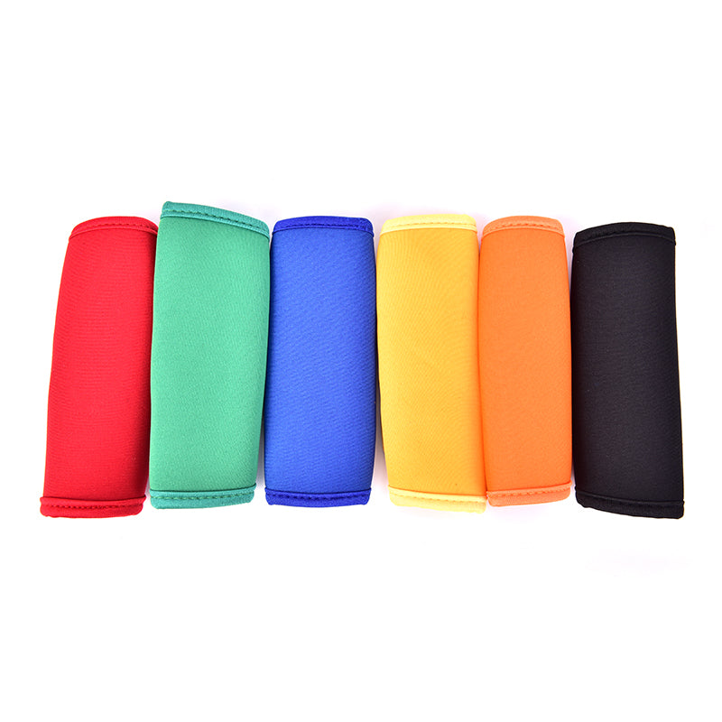 1pc Neoprene Suitcase Handle Cover Protecting Sleeve Glove Accessories Parts