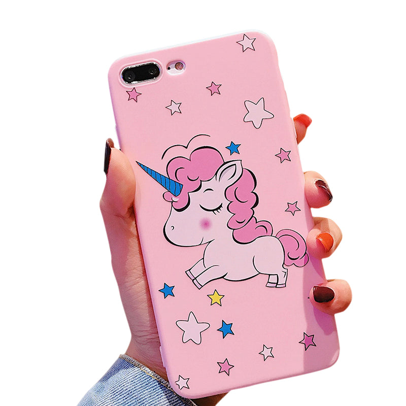 Animal Style TPU Phone Case For OPPO R9 R9S R11 R11S R15M A83 R17