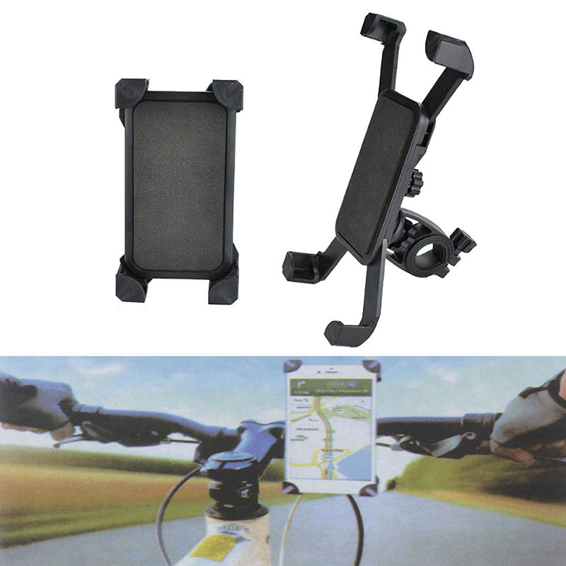 Handlebar Phone GPS Holder Electric Scooter for Xiaomi Mijia M365 360 Rotation