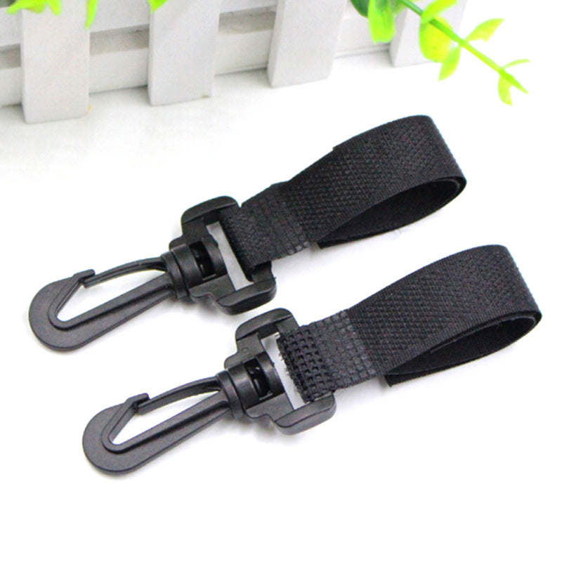 2Pcs/lot universal baby stroller hooks pram pushchair stroller carriage hook