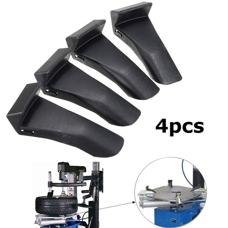 4PCS Plastic Inserts Jaw Clamp Cover Protector Wheel Rim Guards For Tire Changer