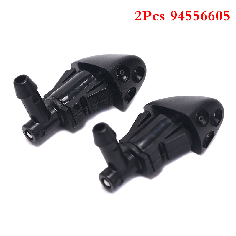 2X Spray Nozzle Wiper Windscreen Water Washer For Chevrolet Cruze 901-955-PZ01