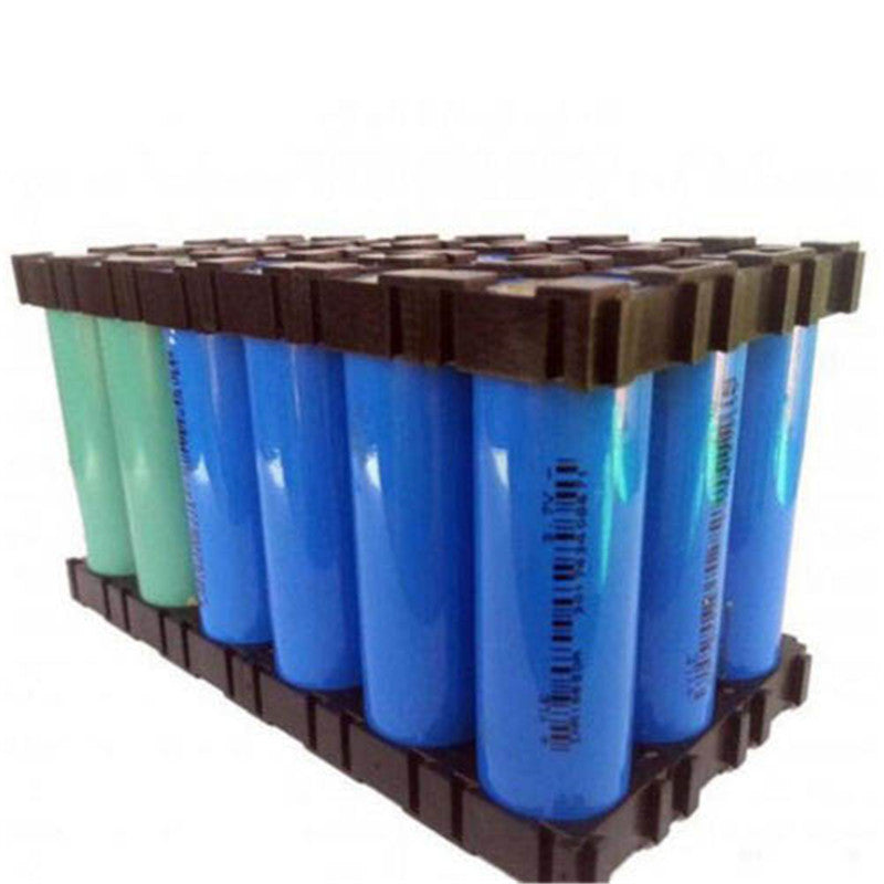 10PCS 18650 Li-ion Cell Battery Bracket Cylindrical Holder Safety Anti vibration
