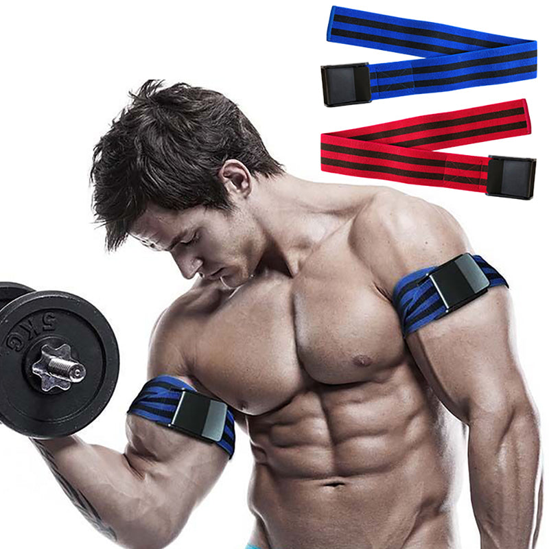 Occlusion Training Bands Blood Flow Restriction Training wraps Fitness