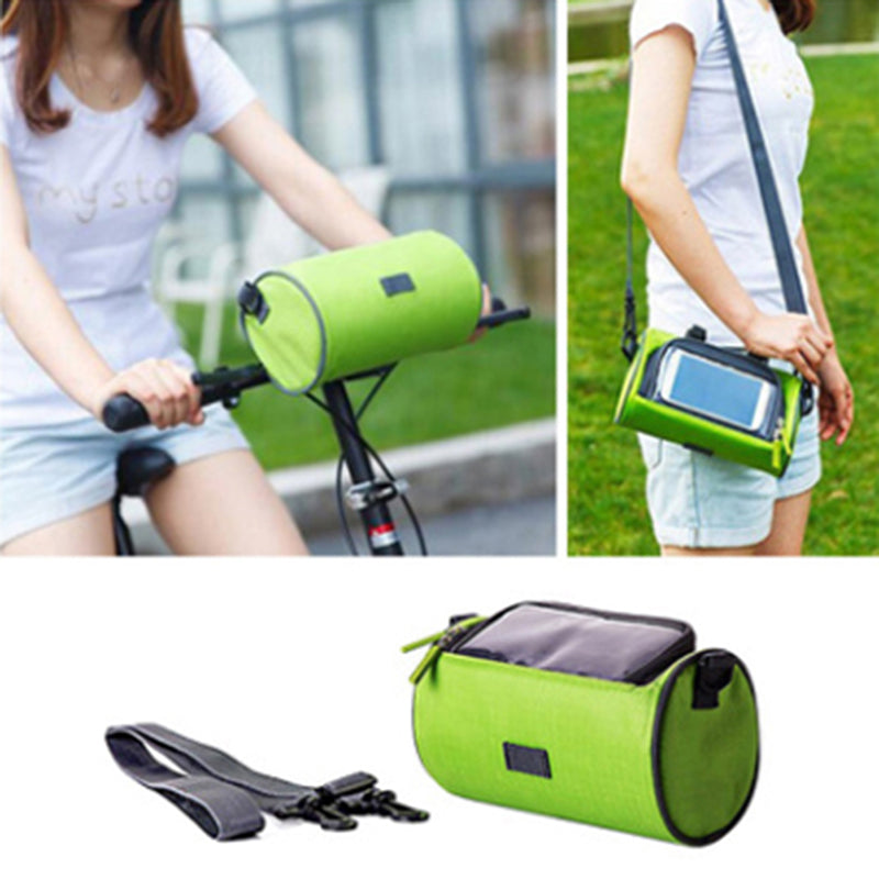 Phone Bicycle Bag Mobile Steering Bag Waterproof