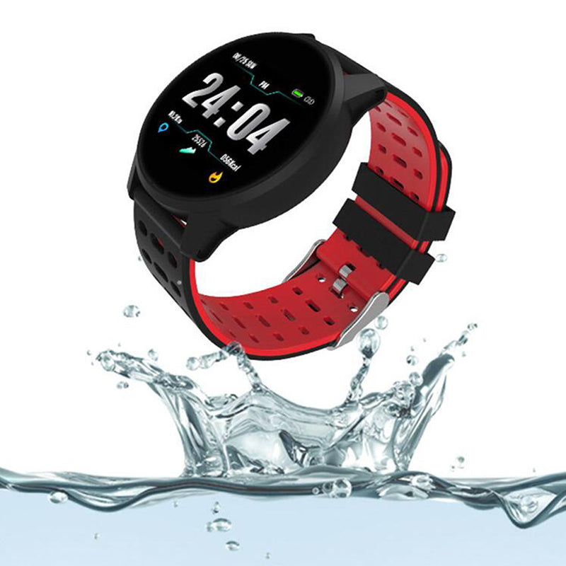 Heart Rate Monitoring Health Sports Waterproof Hand Ring Bluetooth Intelligent