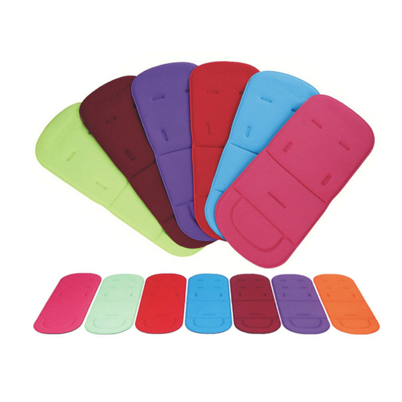 Baby Stroller Pad Soft Seat Cushion Child Cart Seat Mat Kids Pushchair Cushion