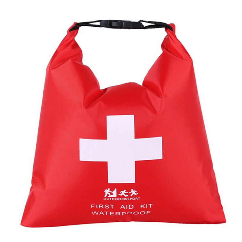 1.2L waterproof portable first aid kit bag only for outdoor travel emergency