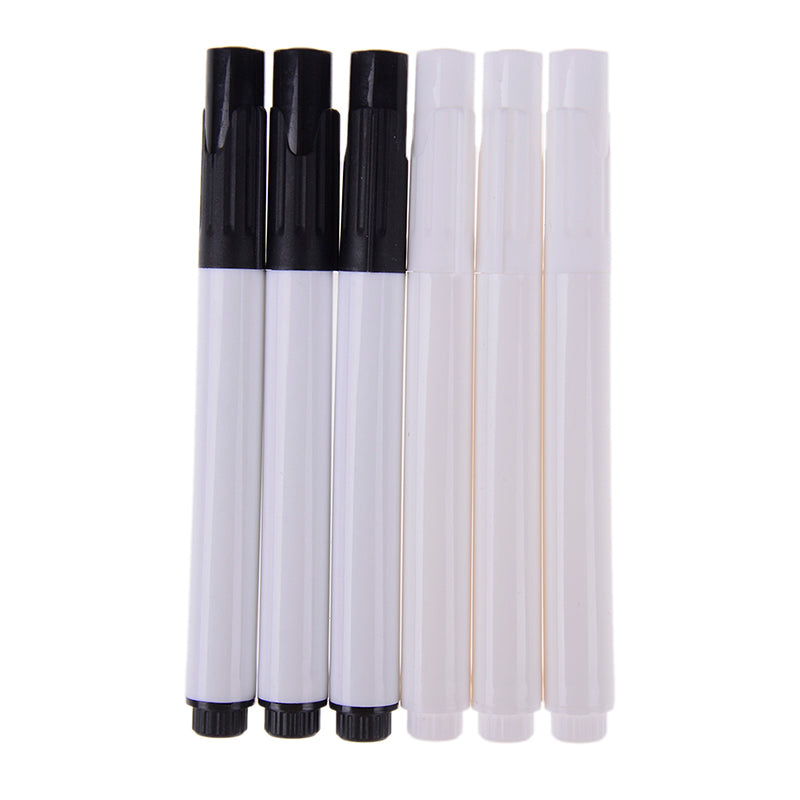 1Pc White Liquid Chalk Pen Marker For Glass Windows Chalkboard Blackboard