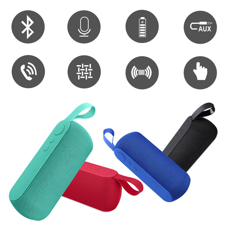 Portable Q106 Waterproof Wireless Bluetooth Speaker Outdoor Sports Small Stereo