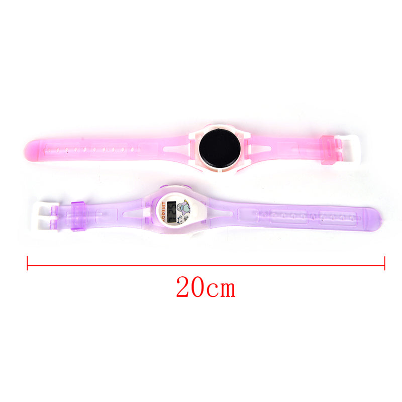Fashion children's watch Colorful Boy Girl student Sport Digital Wrist Watch