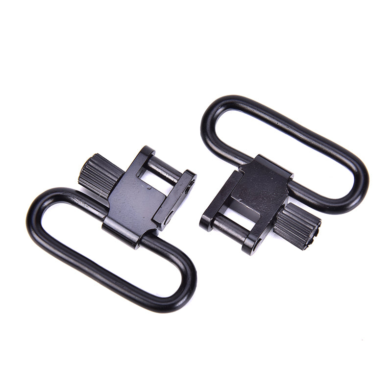 2Pcs/Lot Adapter Professional Quick Detachable Sling Swivel Hunting Accessories