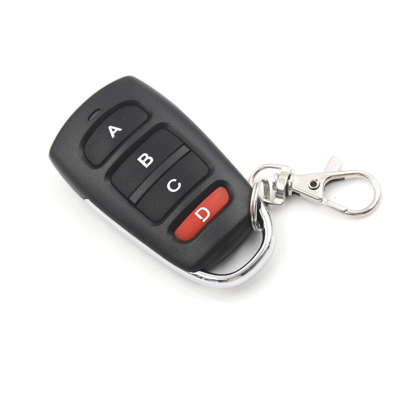 1PC 433mhz Universal Electric Gate Garage Door Remote Control Key Fob Cloner