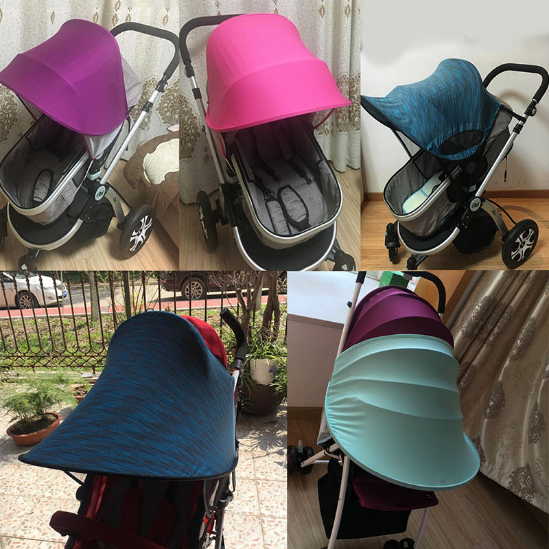 Baby stroller sun-shading cover baby prams pushchair sun visor covers
