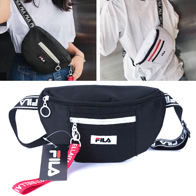 Mens Women Waist Bag Bum Fanny Pack Running Zip Belt Money Pouch