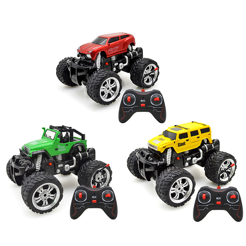 New RC Cars 360 Degree Rotate Remote Control Toys Gift Boys Kids Toys