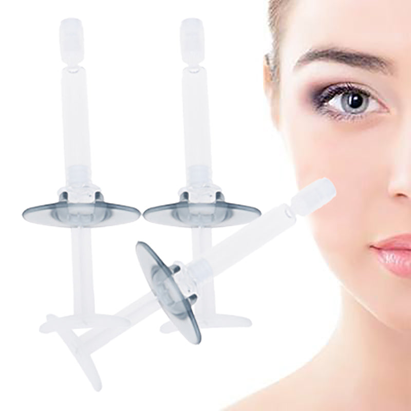 Cosmetic Syringe for Essence Smear Aircraft Wing Injection Syringe Shape