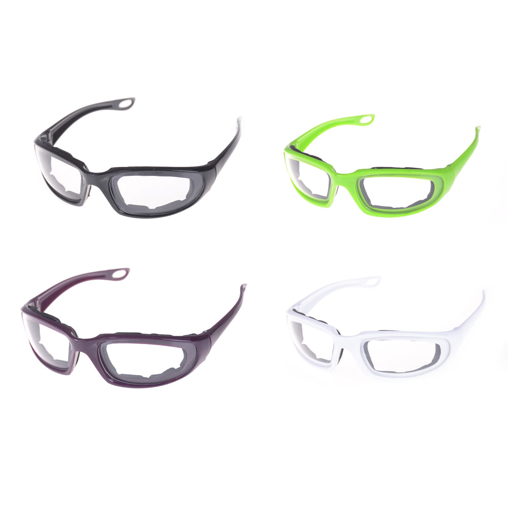 Kitchen Slicing Eye Protection Glasses Workplace Safety Windproof Anti-sand Goggles
