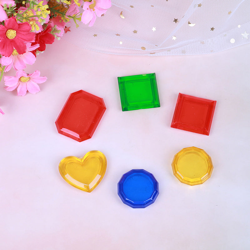 6pcs Throwing Toy Swimming Pool Diving Game Torpedoes Children Dive Sticks Toy