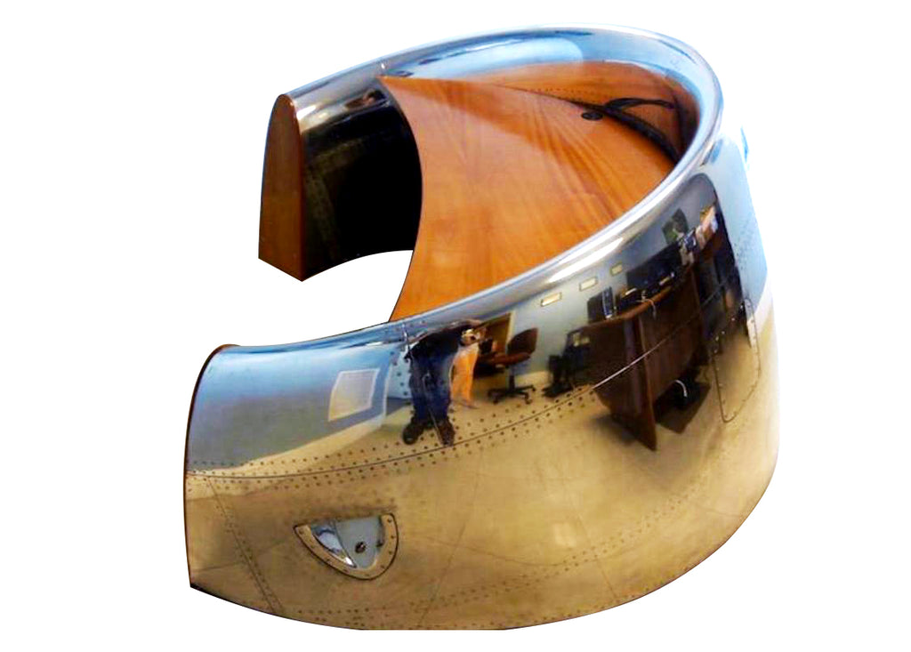 DC-8 Cowling Reception Desk