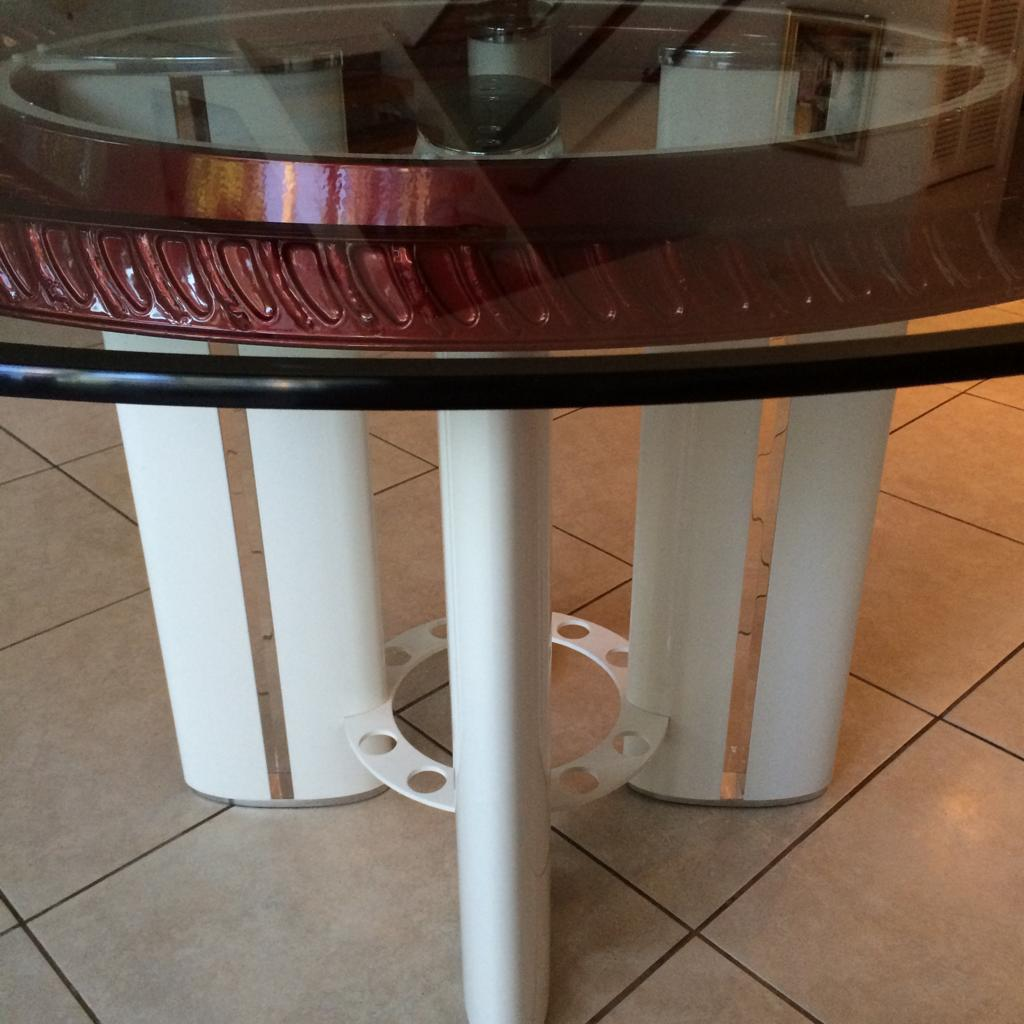 Pratt & Whitney JT8D Stator Dining Room Table