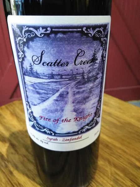 2016 Fire of the Knight Red Blend