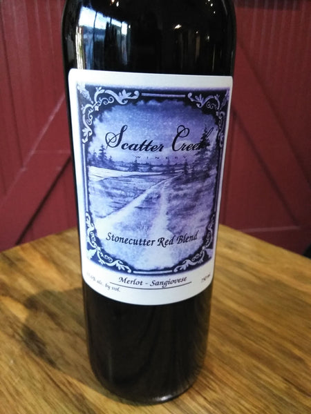 2016 Stonecutter Red Blend