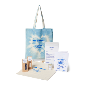 Tie Dye Kit Indigo - Do It Yourself