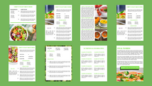 Load image into Gallery viewer, Ebook Cookbook Template